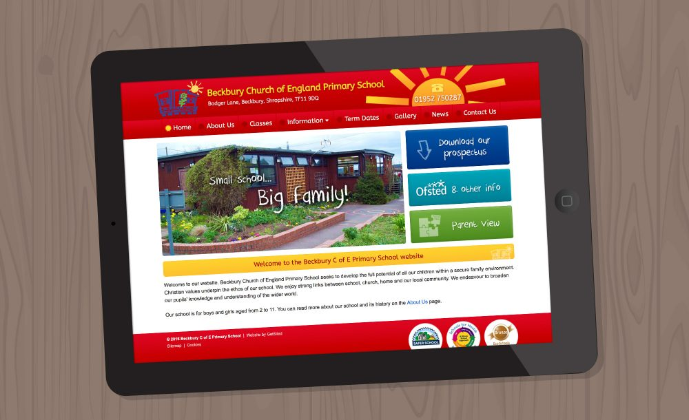 beckbury-school-website shropshire
