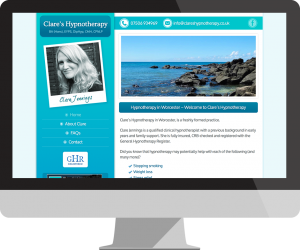 clare-hypnotherapy-website