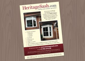 Directory advert design Harbourne