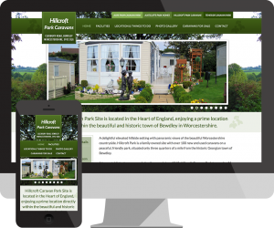hillcroft-caravan-webdesign-bewdley