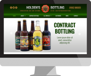 holdens website redesign