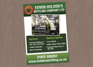 Holdens magazine advert design Dudley