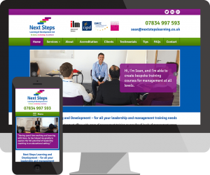 nextsteps-learning-website