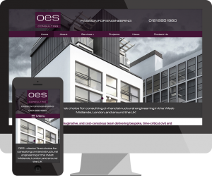 OES website Dudley