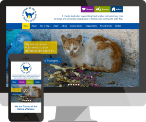 stray dogs website