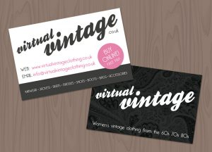 VV Business Cards