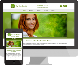yewtree-dentist-webdesign-walsall